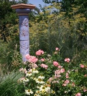 Floragard: Diseño de un Cottage garden o jardín inglés
