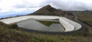 La falta de lluvias deja las balsas de la Isla a la mitad de su capacidad