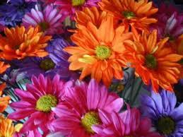 La historia de llevar flores a los cementerios.