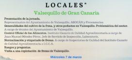 """Jornadas """"Herramientas para el control del etiquetado de las producciones locales """""""