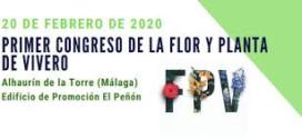 El primer Congreso de la Flor y Planta de Vivero