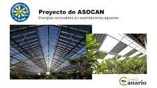 ASOCAN: PROYECTO DE ENERGÍAS RENOVABLES EN EXPLOTACIONES AGRARIAS